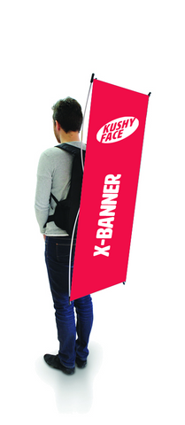 Backpack Flags Street Advertising and Promotional Flags