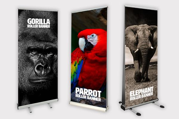 Roller Banners<