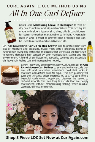 curlagain.com natural healthy black hair products natural-hair-loc-lco-3-piece-liquid-leave-in-moisturizer-oil-cream-set-for-type-4a-4b-4c-3a-3b-3c-black-textured-hair
