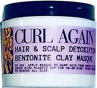 Click for Clarifying Bentonite Rhassoul Detox Mask
