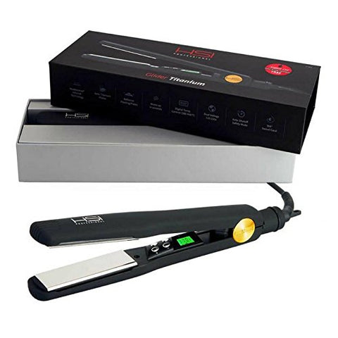 Best flat iron for silk press black hair HSI