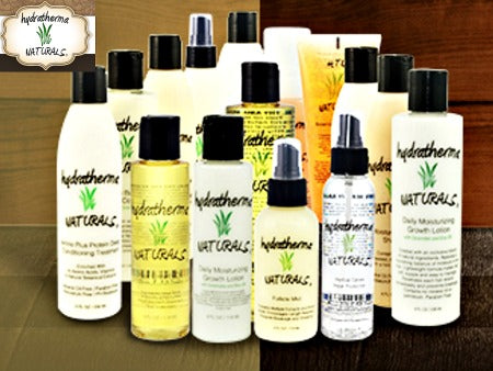 Hydratherma Naturals available at CurlAgain.com