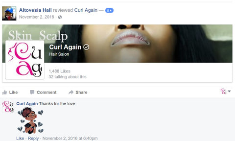 Reviews Curl Again Rosemary Mint Citrus Natural Hair Scalp Growth Black Beauty Products
