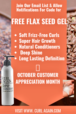 real pure flaxseed hair gel soft fresh handmade recipe