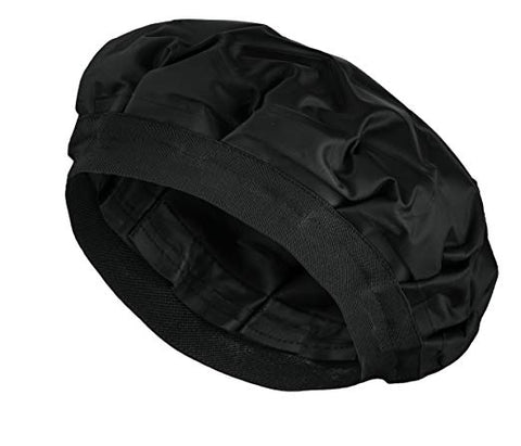Curl Again Microwave Heat Conditioning Hair Bonnet Cap