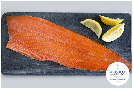 Wrights Of Marino Irish Oak Smoked Salmon