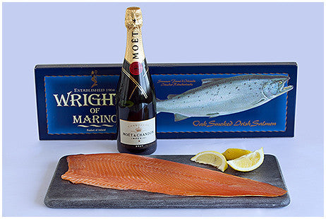 Smoked Salmon & Champagne Gift Pack