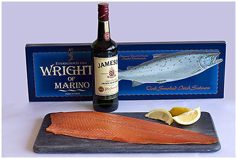 Smoked Salmon & Jameson Gift Pack