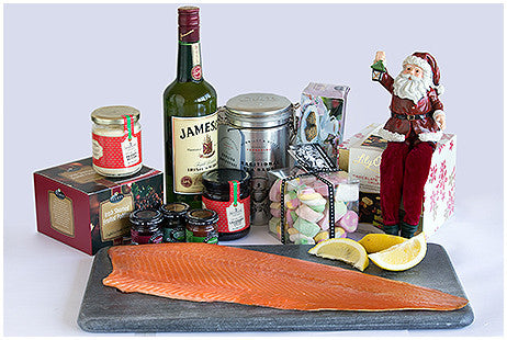 Wrights of Marino Classic Hamper
