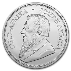 2019 1oz South African Silver Krugerrand Silver Coin