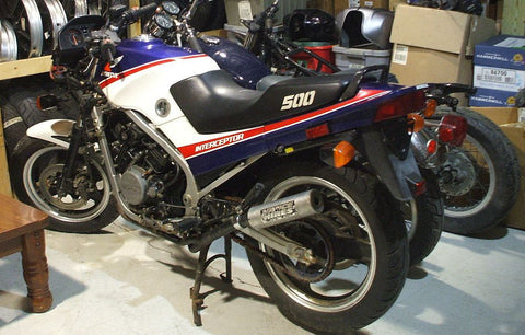 Honda VF500 Interceptor VF 500
