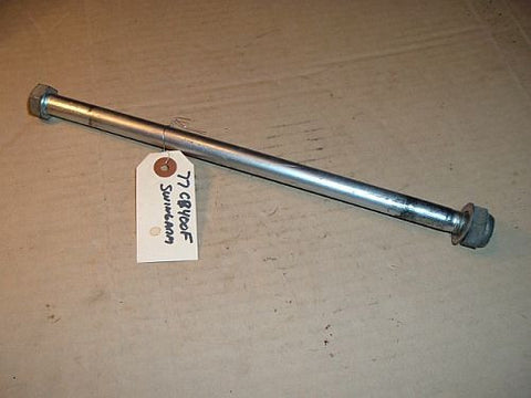 1977 Honda CB400 Super Sport SWING ARM BOLT