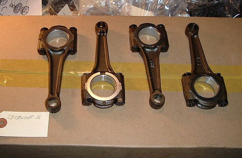 1977 Honda CB400 Super Sport PISTON PUSH RODS (4)