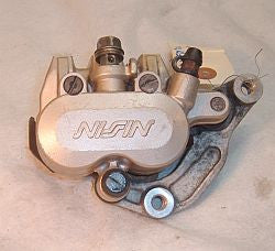 1987 Honda VFR700 Interceptor FRONT BRAKE CALIPER RIGHT R FR