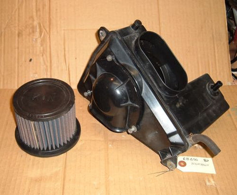 1982 Honda CB650 Nighthawk AIR BOX AIR FILTER AIR CLEANER