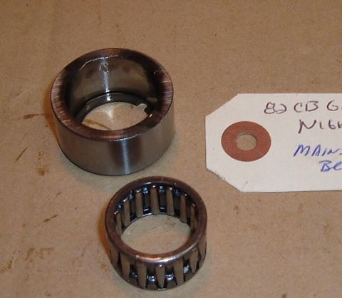 1982 Honda CB650 Nighthawk TRANSMISSION MAIN SHAFT MAINSHAFT BEARING