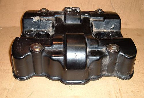 1987 Honda VFR700 Interceptor COVER, REAR CYLINDER HEAD