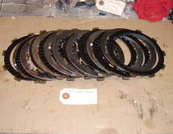 1987 Honda VFR700 Interceptor CLUTCH FRICTION DISC PLATE