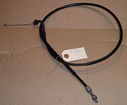 1981 Honda CB650 Custom THROTTLE CABLE A