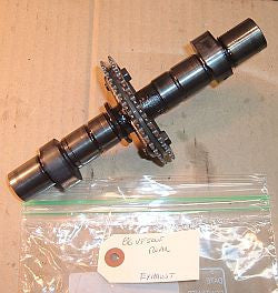 1986 Honda VF500 Interceptor CAMSHAFT CAM SHAFT - REAR EXHAUST