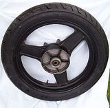 1986 Honda VF500 Interceptor  REAR WHEEL