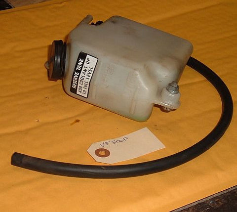 1984 Honda VF500 Interceptor  Coolant Tank