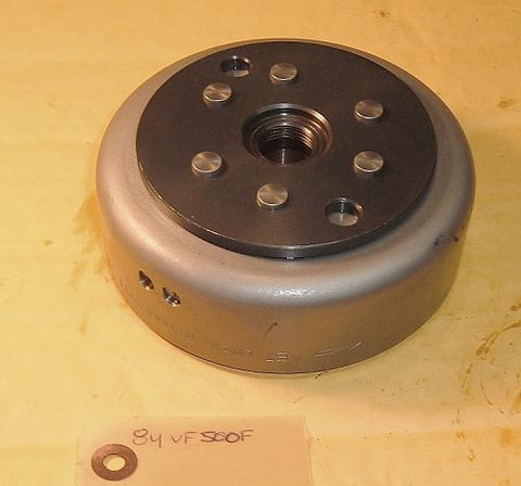 1984 Honda VF500 Interceptor Fly Wheel Rotor Flywheel