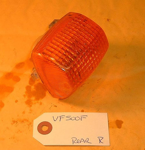 1984 Honda VF500 Interceptor  Turn Signal Lens