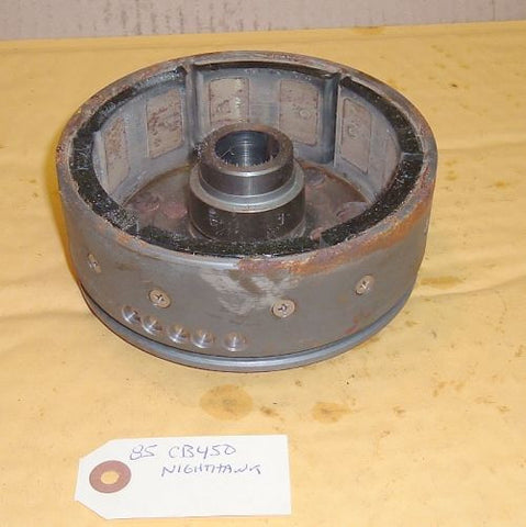 1985 Honda CB450 Nighthawk Flywheel Fly Wheel Rotor Alternator