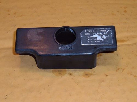1985 Honda CB450 Nighthawk Ignition Dash Cover