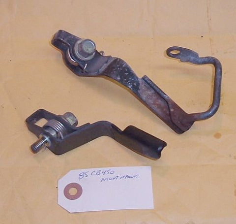 1985 Honda CB450 Nighthawk Seat Clamp