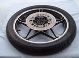 1985 Honda CB450 Nighthawk Front Wheel