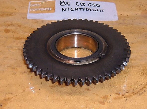 1985 Honda CB450 Nighthawk STARTER DRIVEN GEAR (51 t)
