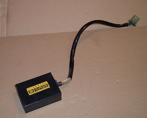 1985 Honda VF500 Interceptor CDI BOX IGNITOR IGNITION CONTROL MODULE A