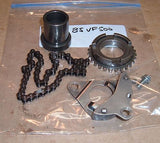 1985 Honda VF500 Interceptor OIL PUMP CHAIN GEAR