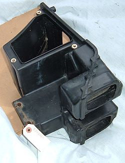 1983 Honda CB550 Nighthawk AIR BOX AIR FILTER HOUSING