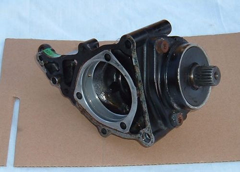 1983 Honda CB550 Nighthawk CASE SIDE GEAR  COUNTERSHAFT DRIVE UNIT