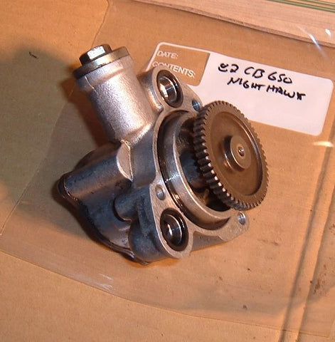 1982 Honda CB650 Nighthawk Oil Pump