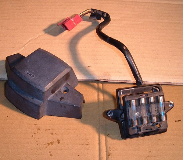 1982 Honda Cb650 Nighthawk Fuse Box  U2013 5th Gear Parts