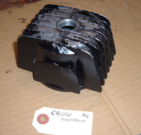 1984 honda CB650 Nighthawk Oil Filter Cover