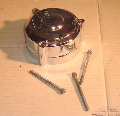 1984 Honda CB650 Stator Cover Chrome