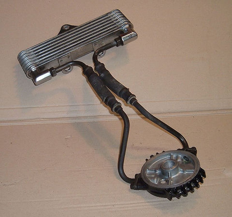 1983 Honda CB550 Nighthawk Oil Cooler