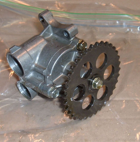 1984 Honda CB650 Nighthawk Transmission Oil Pump