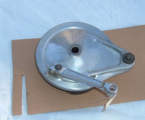 1983 Honda CB550 Nighthawk REAR HUB REAR BRAKE PANEL