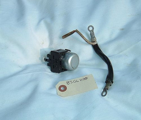 Large on 1983 Honda Goldwing Starter Solenoid