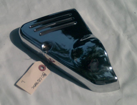 1980 Honda CB900 Custom Air Box Cover Chrome Left side L