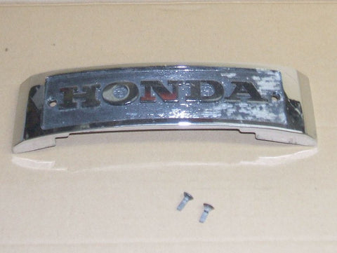 1980 Honda CB900 Custom Grille Badge