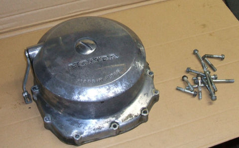 1980 Honda CB900 Custom Clutch Side Case cover