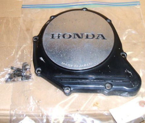 1983 Honda CB550 Nighthawk RIGHT SIDE CLUTCH SIDE CASE COVER CRANKCASE COVER