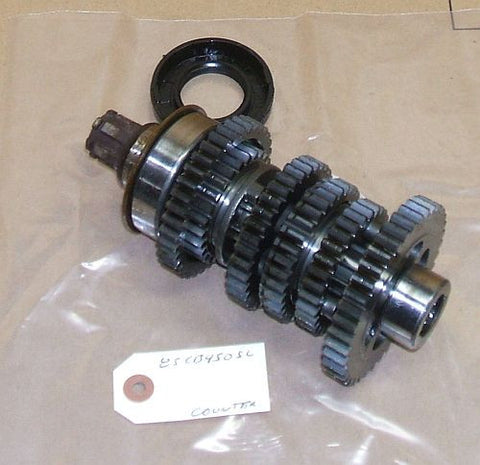 1985 Honda CB450 Nighthawk COUNTER SHAFT COUNTERSHAFT GEAR CLUSTER
